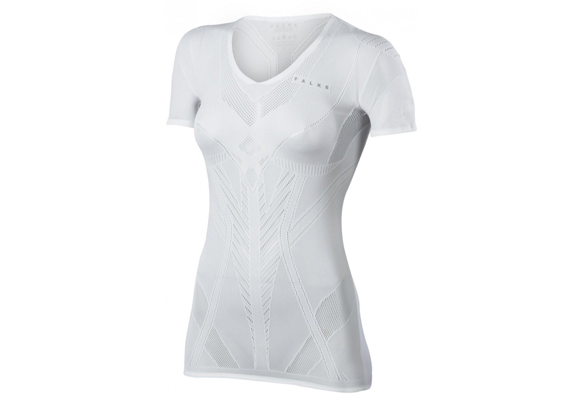 Falke Tee-shirt Air Ventilation W Diététique Vêtements femme