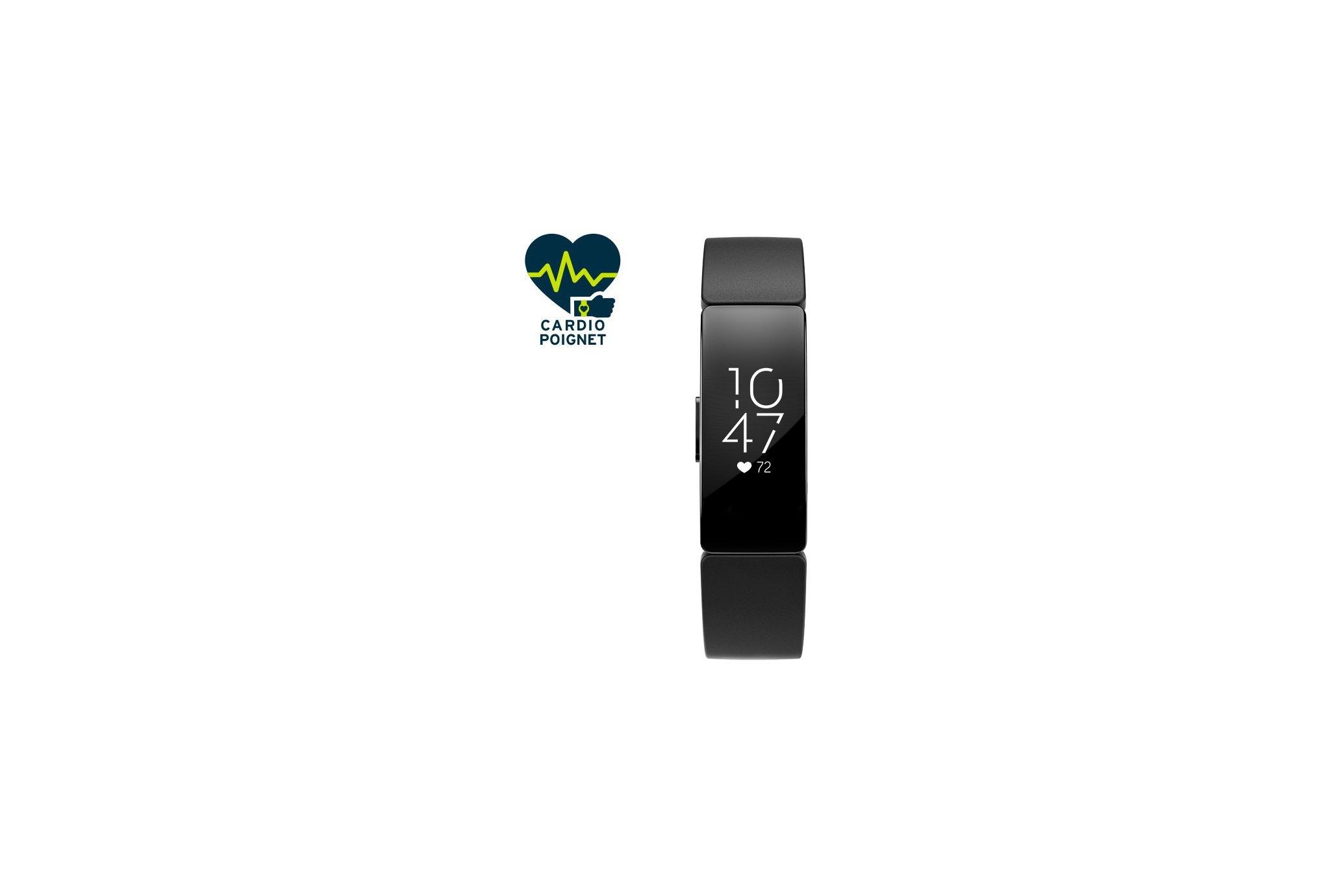 Fitbit Inspire HR Bracelets d'activité