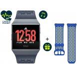 Fitbit Pack Ionic édition adidas + Bracelet Sport Offert