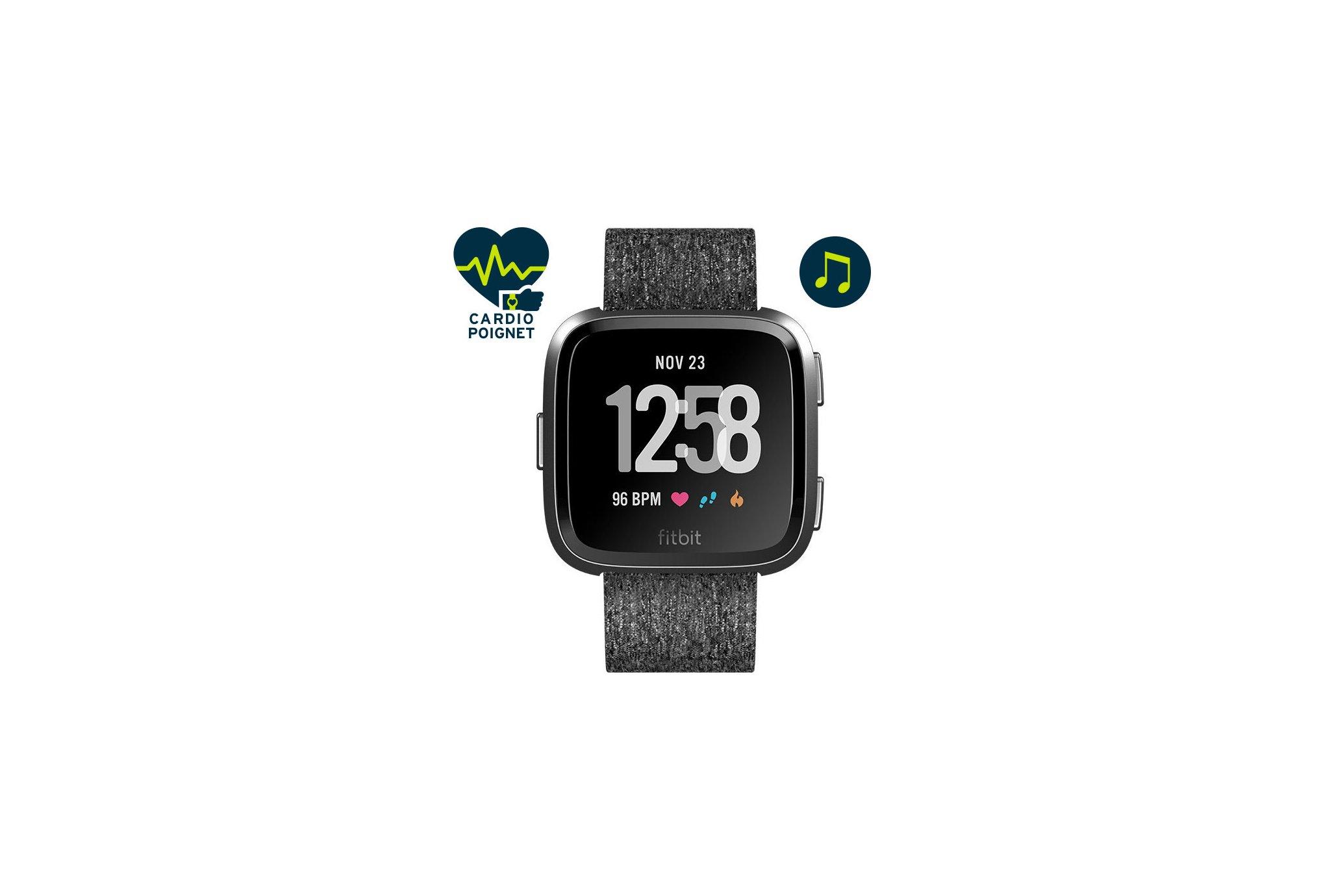 Fitbit Versa Edition Spéciale Cardio-Gps