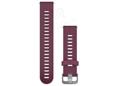 Garmin Bracelet de rechange Forerunner 245 - 20 mm
