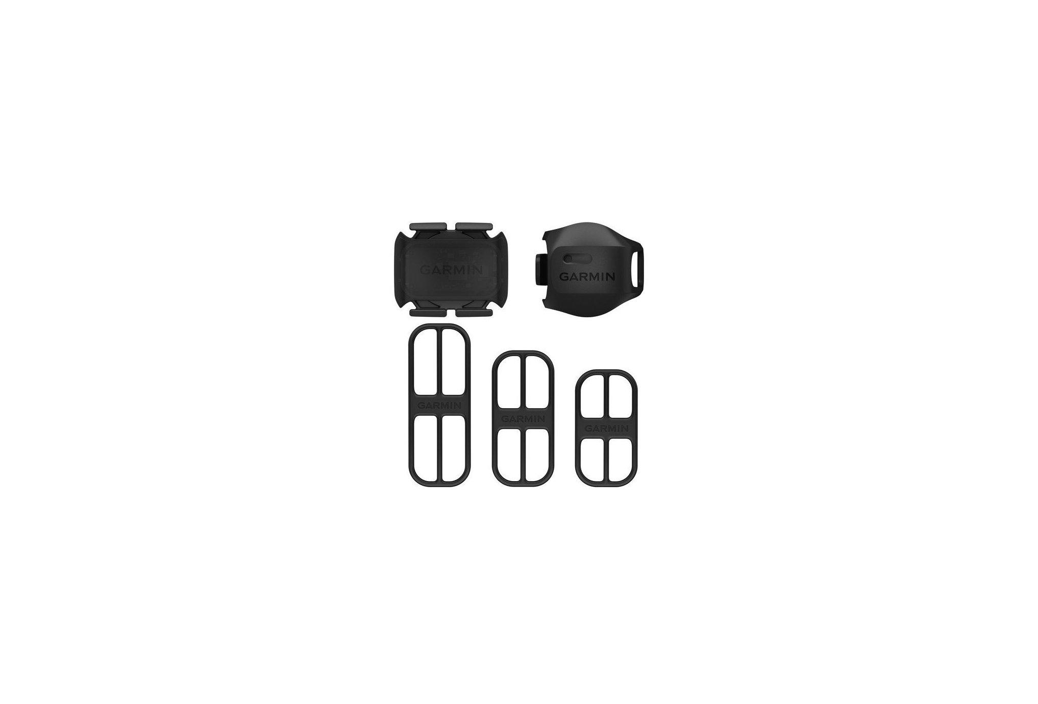 Garmin Capteurs de vitesse et de cadence 2 Accessoires montres/ Bracelets