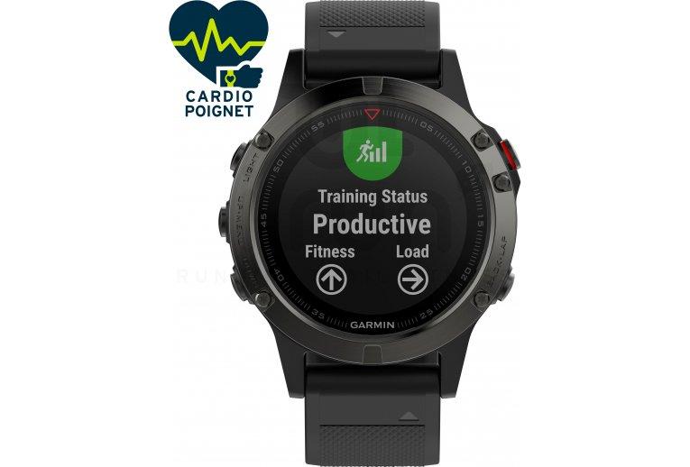 Garmin Reloj Fénix 5 GPS Multisports
