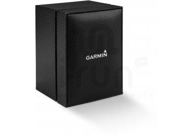Garmin Fenix 5 Plus Sapphire Titane, pack bracelet et housse