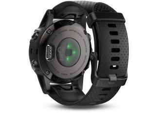 Garmin Reloj Fénix 5 S GPS Multisports Sapphire Black