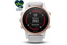 Garmin Fenix 5S GPS Multisport Sapphire Rose Gold