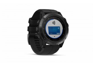Garmin Fenix 5X Plus Black Zafiro