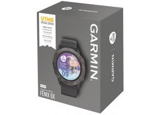 Garmin Fenix 6X Pro Solar UTMB 2021