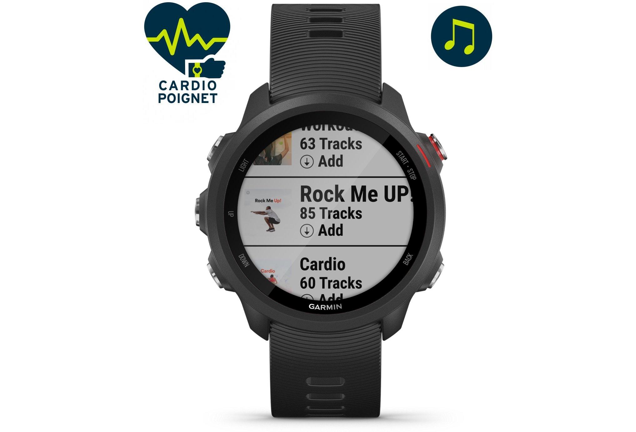 Garmin Forerunner 245 Music Cardio-Gps