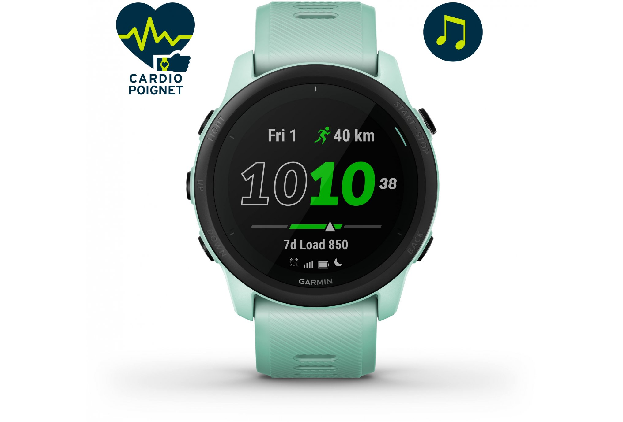 Garmin Forerunner 745 Cardio-Gps