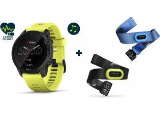 Garmin Forerunner 945 LTE bundle Triathlon
