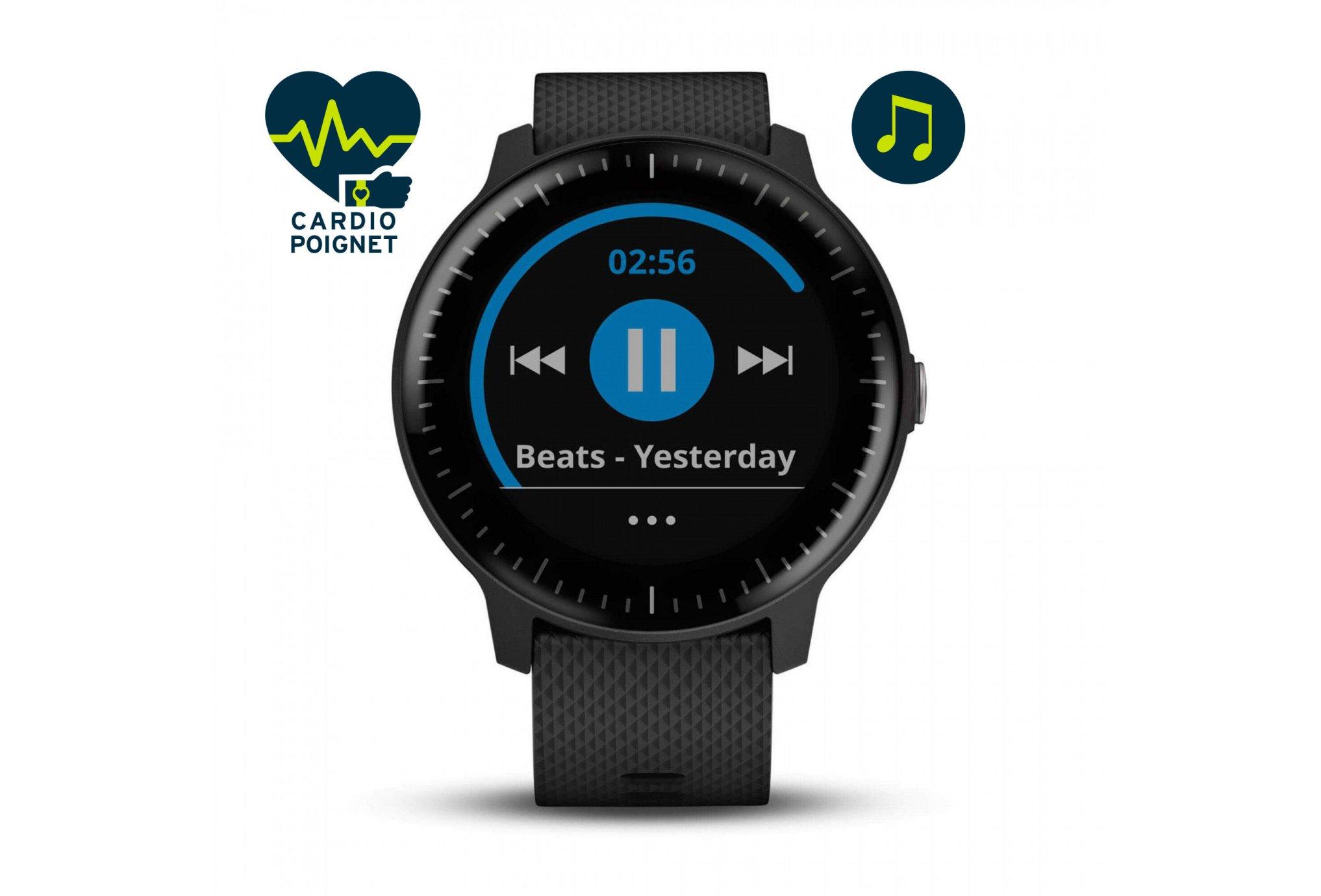 Garmin Reloj GPS Vívoactive 3 Music Cardio-Gps