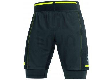 Gore Wear Short 2 en 1 X-Run Ultra M