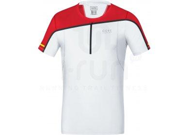 Gore Wear Tee-Shirt Fusion Zip M