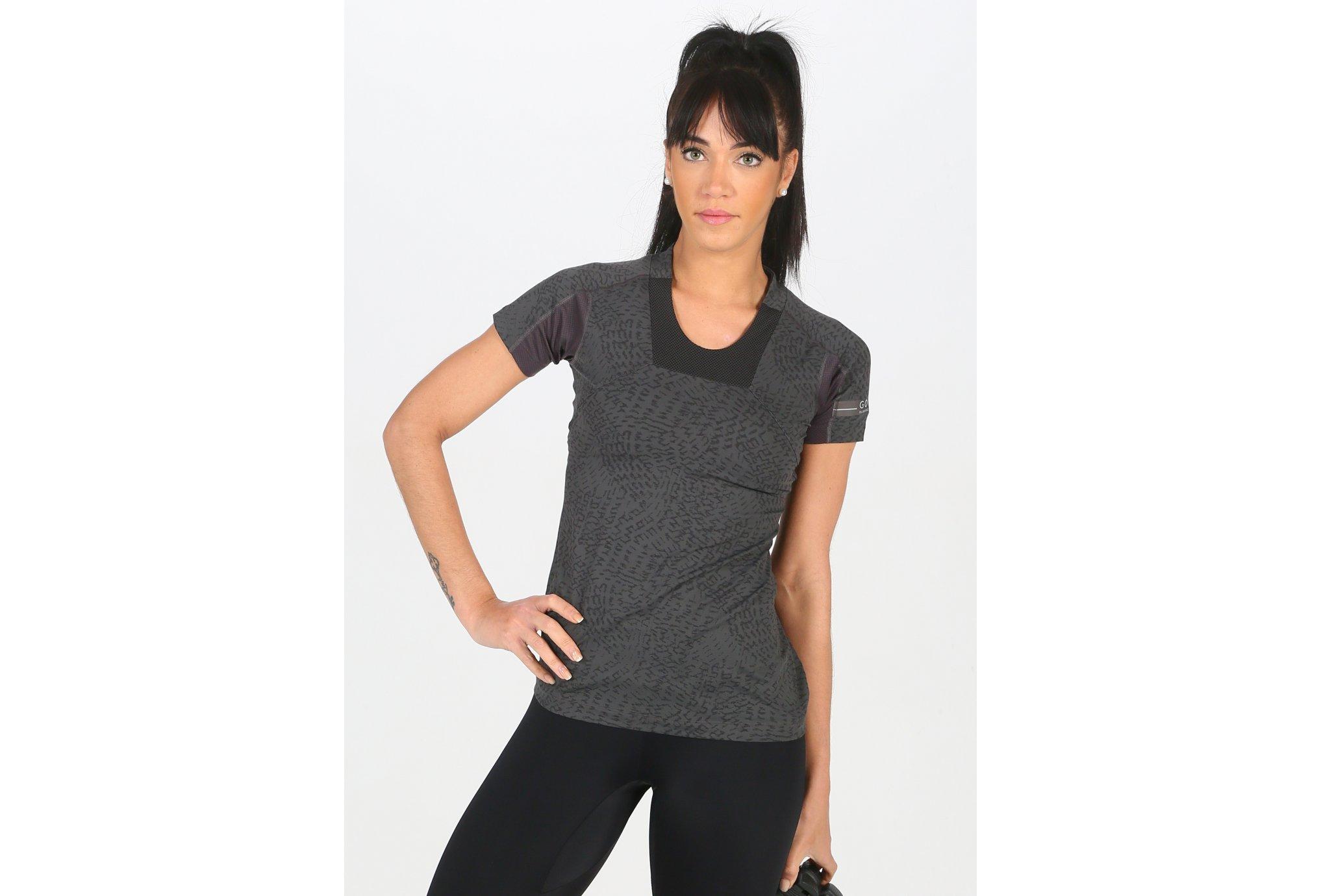 Gore Wear Air Lady Print W Diététique Vêtements femme