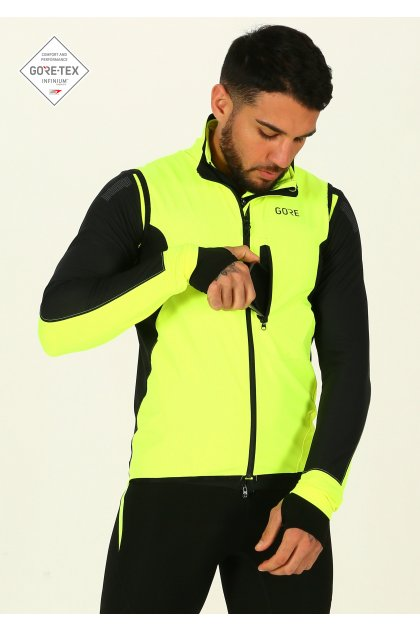 Gore Wear Chaleco C3 Windstopper