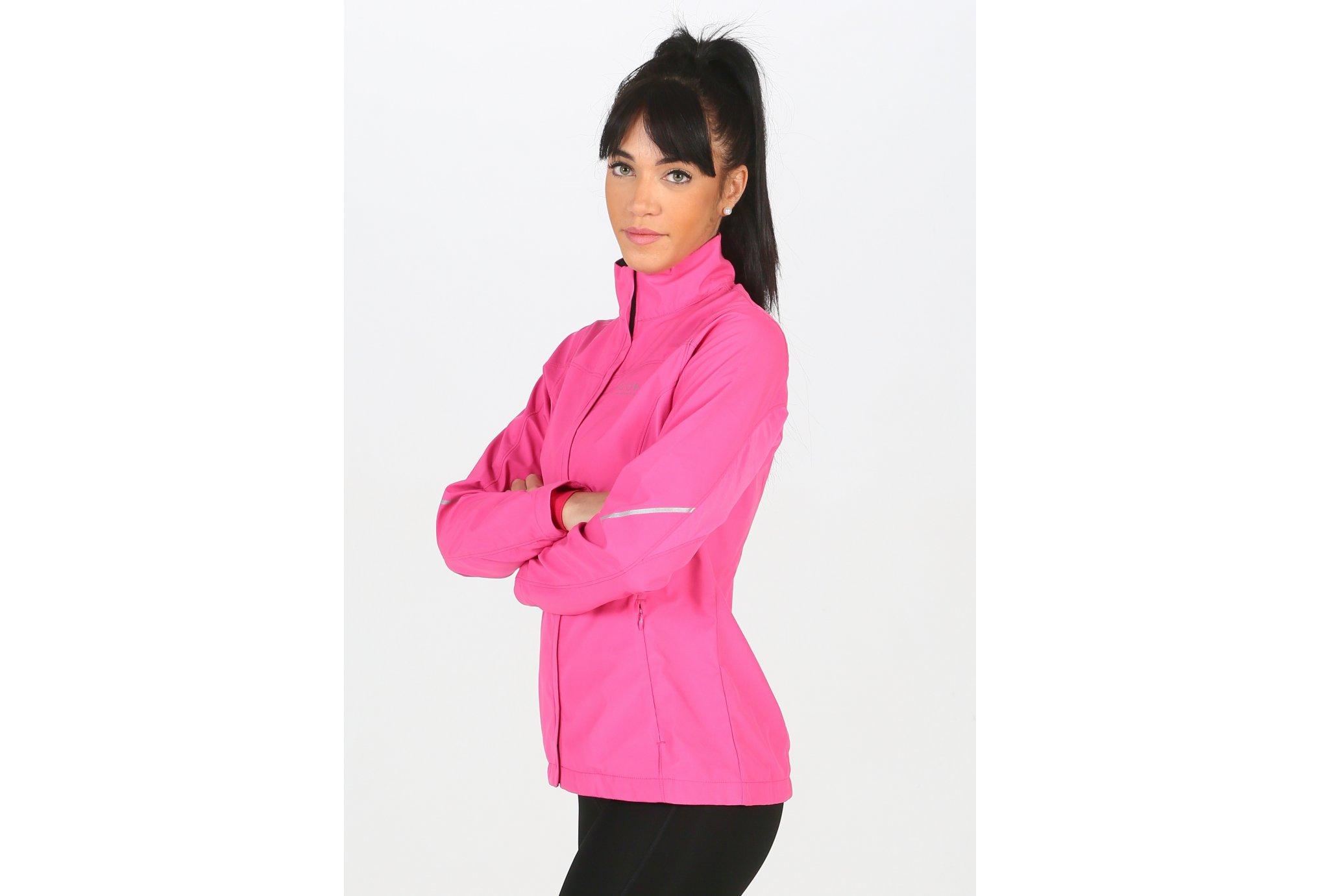 Gore Wear Essential Partial Windstopper W Diététique Vêtements femme