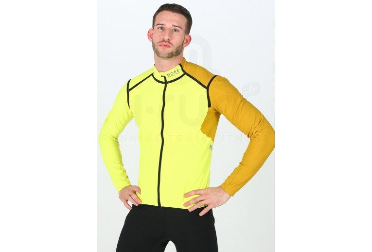 Gore Wear Fusion WindStopper Soft Shell Zip-Off M