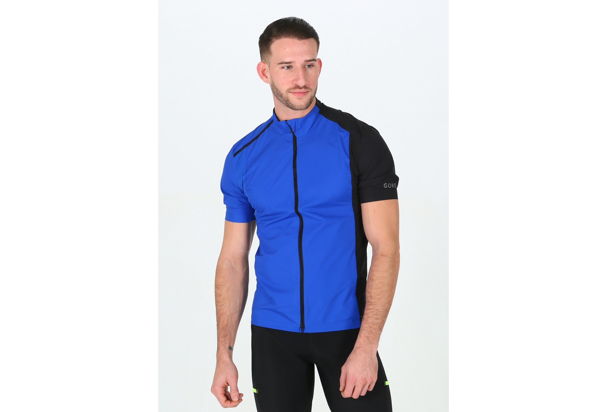 Gore Wear Fusion WindStopper Zip-Off M vêtement running homme