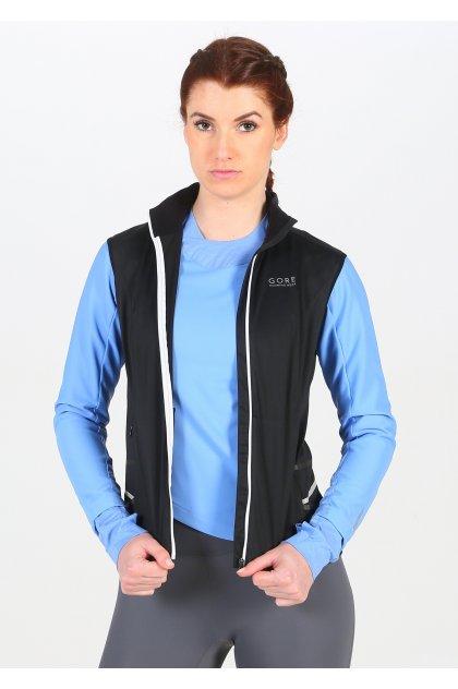Gore Wear Chaleco Mythos 2.0 WindStopper Soft Shell Lady Light