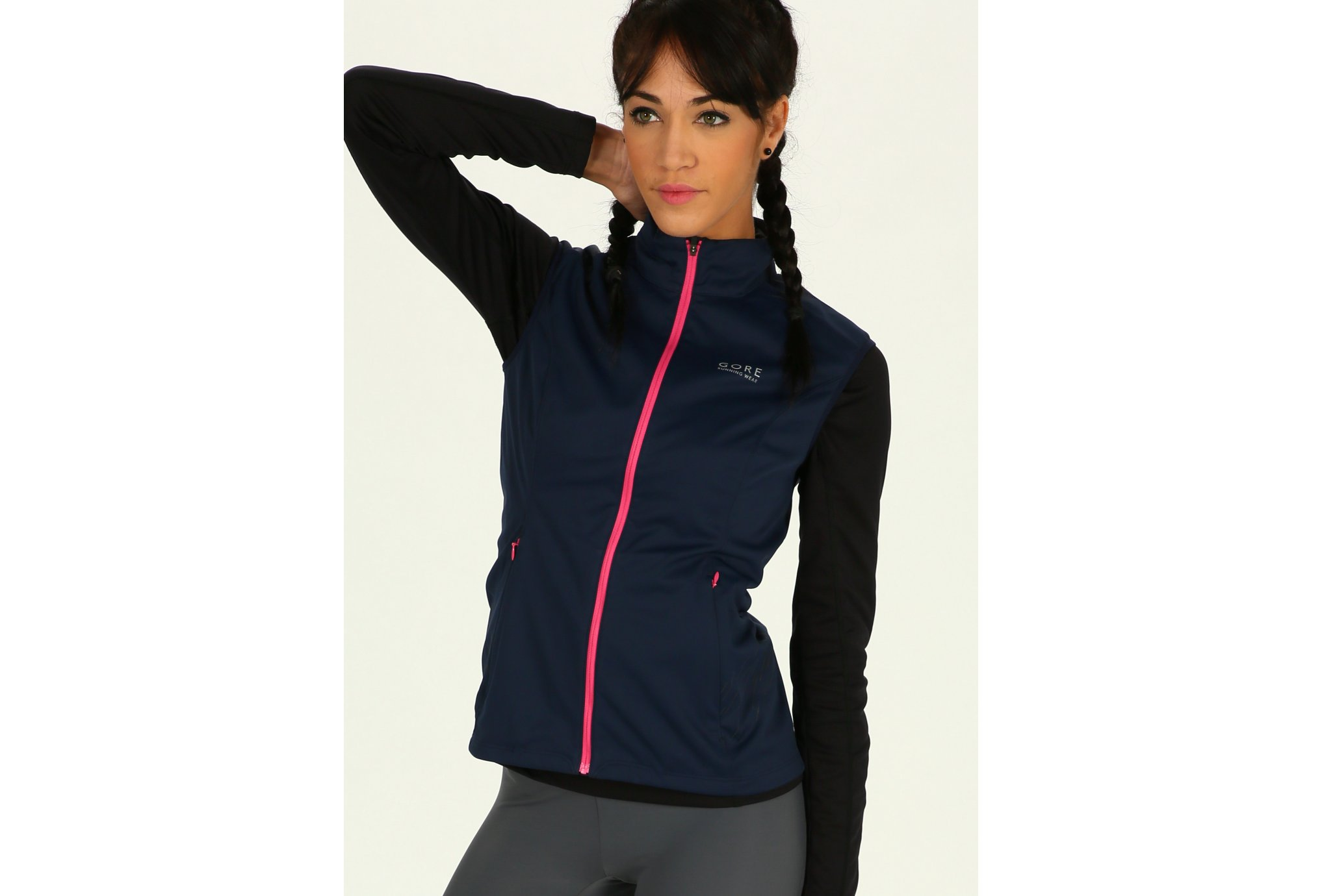 Gore Wear Mythos WindStopper Softshell W vêtement running femme