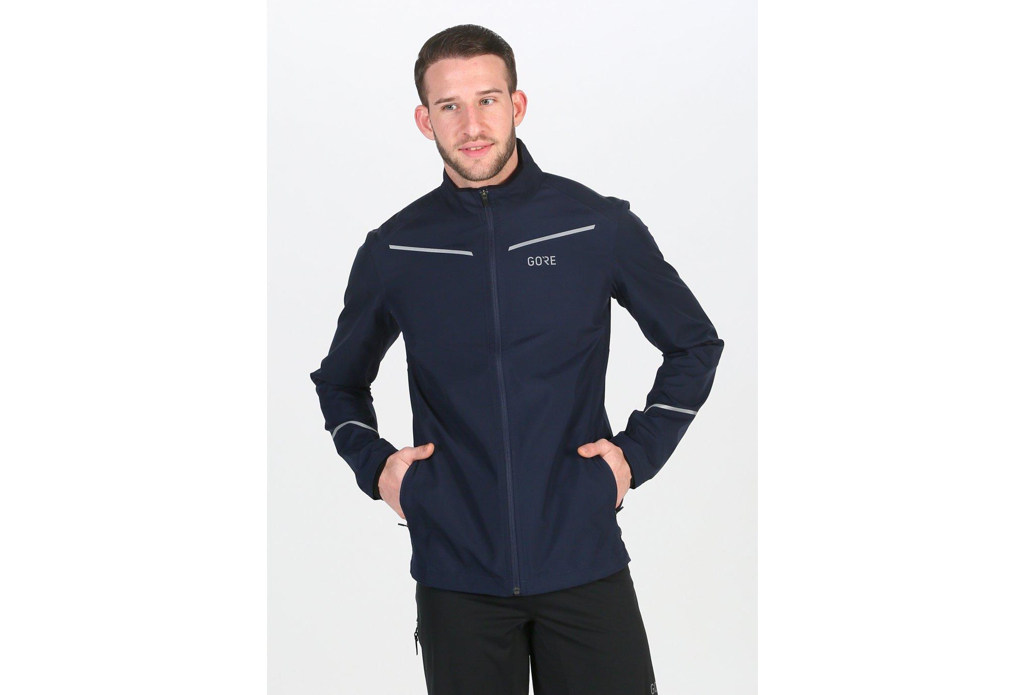 Gore Wear R3 Partial Gore-Tex Infinium M vêtement running homme