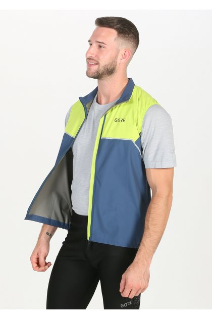 Gore Wear Chaleco R7 Partial Gore-Tex Infinium