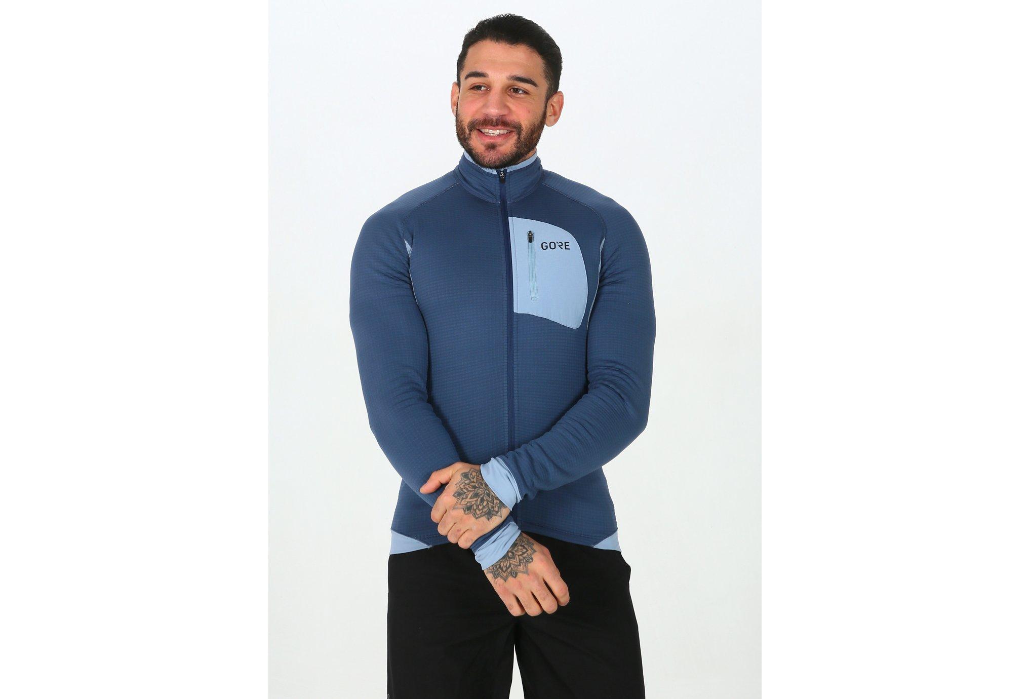 Gore Wear Thermo Shirt M Diététique Vêtements homme
