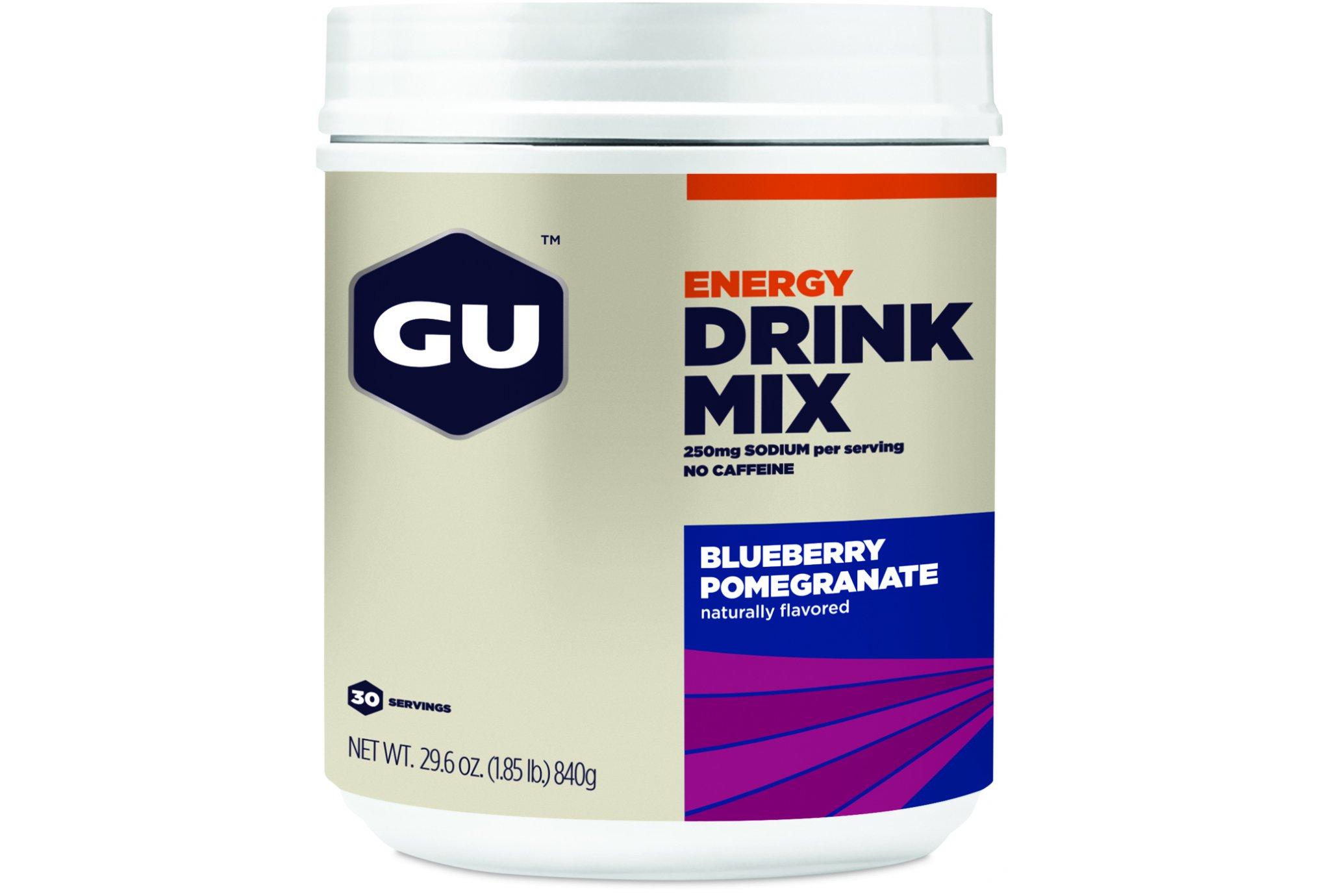 GU Boisson Energy Drink Mix - Myrtille Diététique Boissons