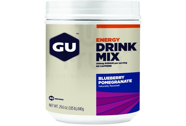 GU Bebida Gu Energy Drink Mix - sabor arándanos y granadina