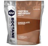 GU Boisson Roctane Protein Recovery Drink Mix - Smoothie Chocolat