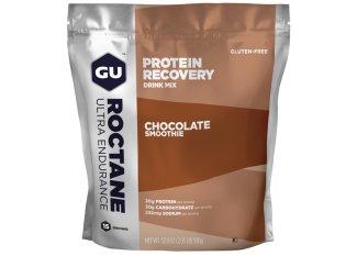 GU bebida energética Roctane Protein Recovery Drink Mix - Smoothie Chocolate
