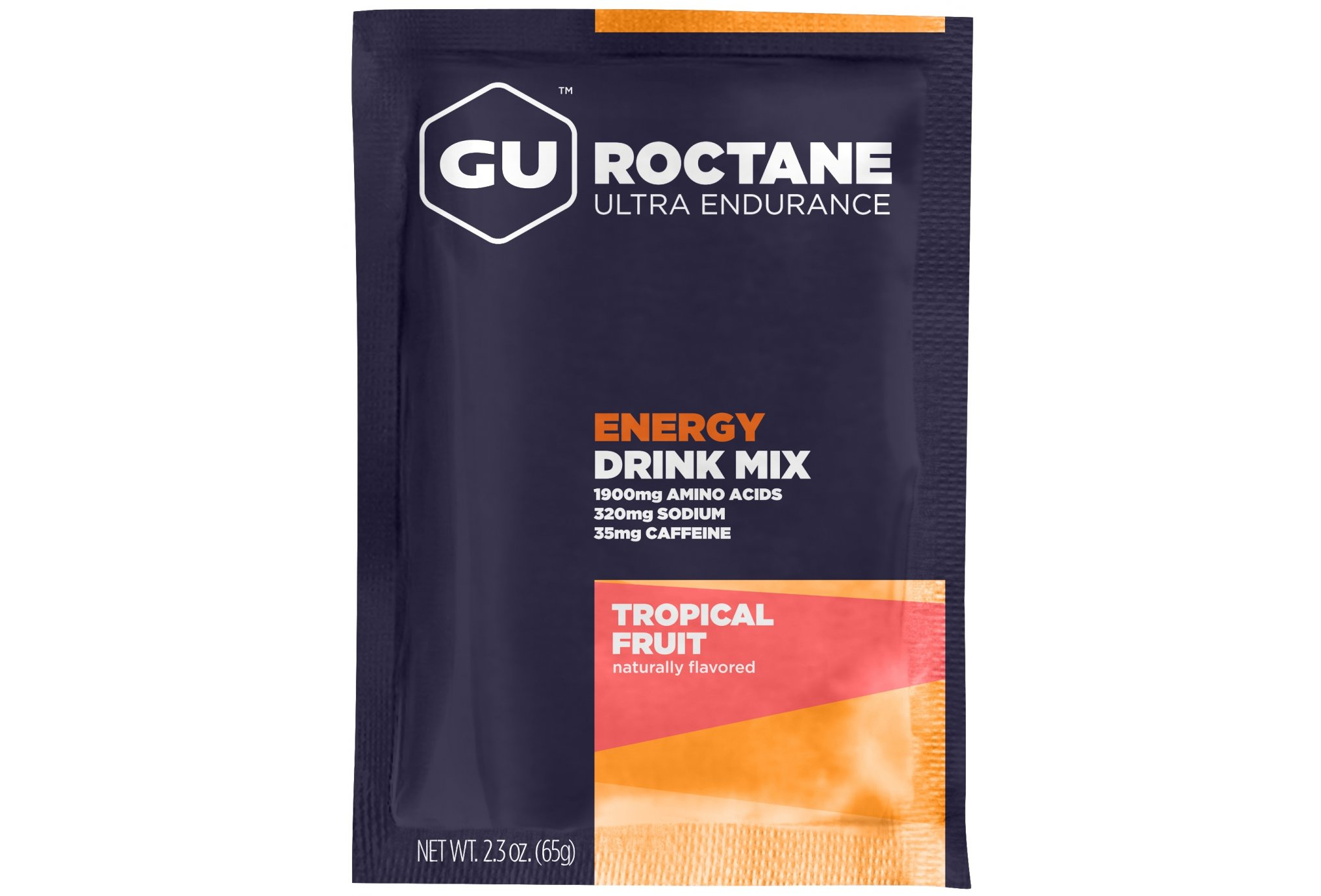 GU Boisson Roctane Ultra Endurance - Fruit tropical Diététique Boissons