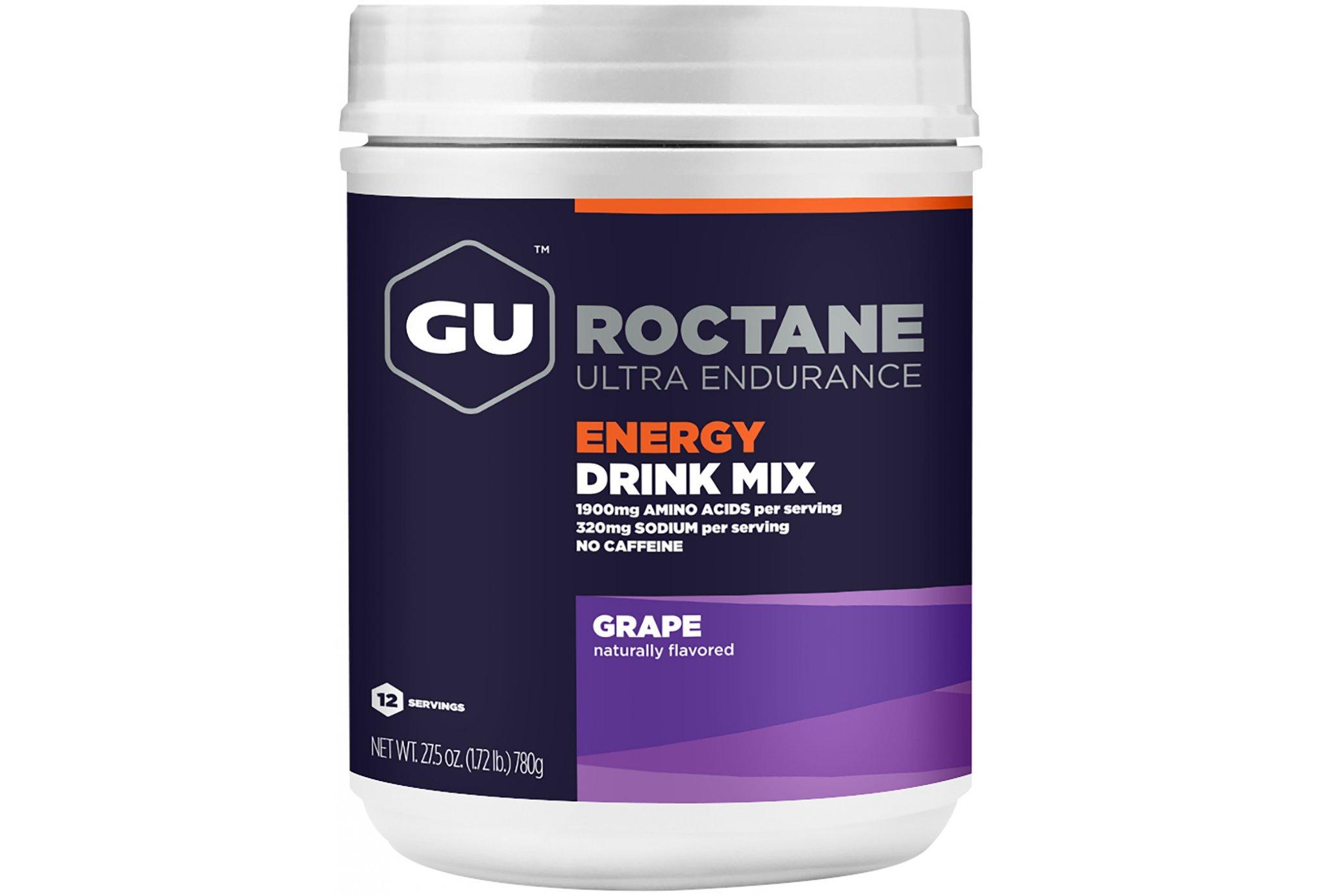 GU Boisson Roctane Ultra Endurance - Raisin Diététique Boissons