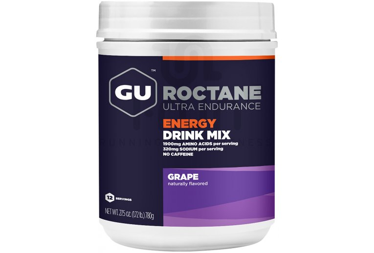 GU Boisson Roctane Ultra Endurance - Raisin