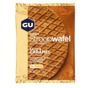 GU Gaufres Stroopwafel - Caramel Salé Sans caféine