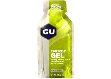 GU Gel Energy - Citron Intense