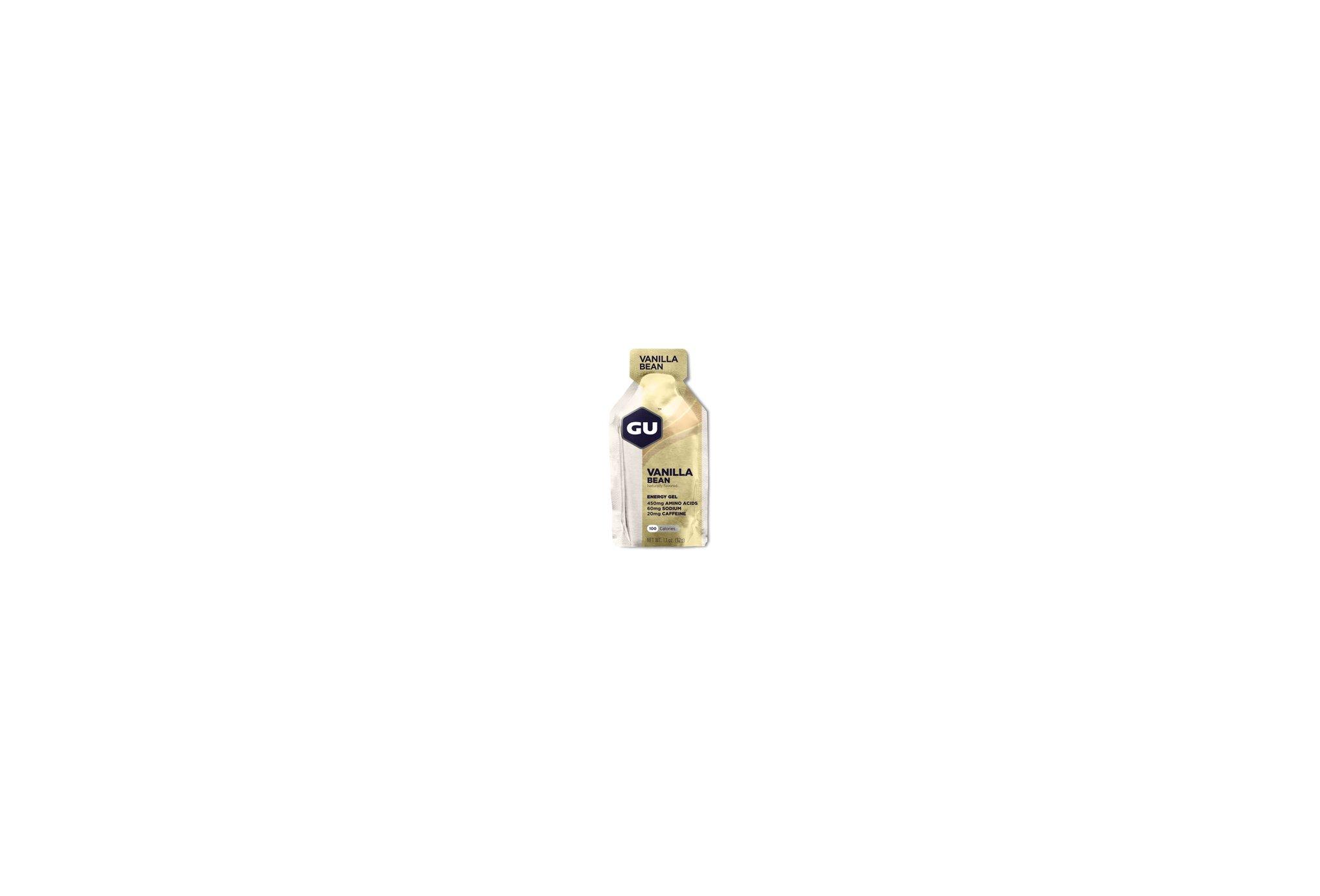 GU Gel Energy - Vanille Diététique Gels