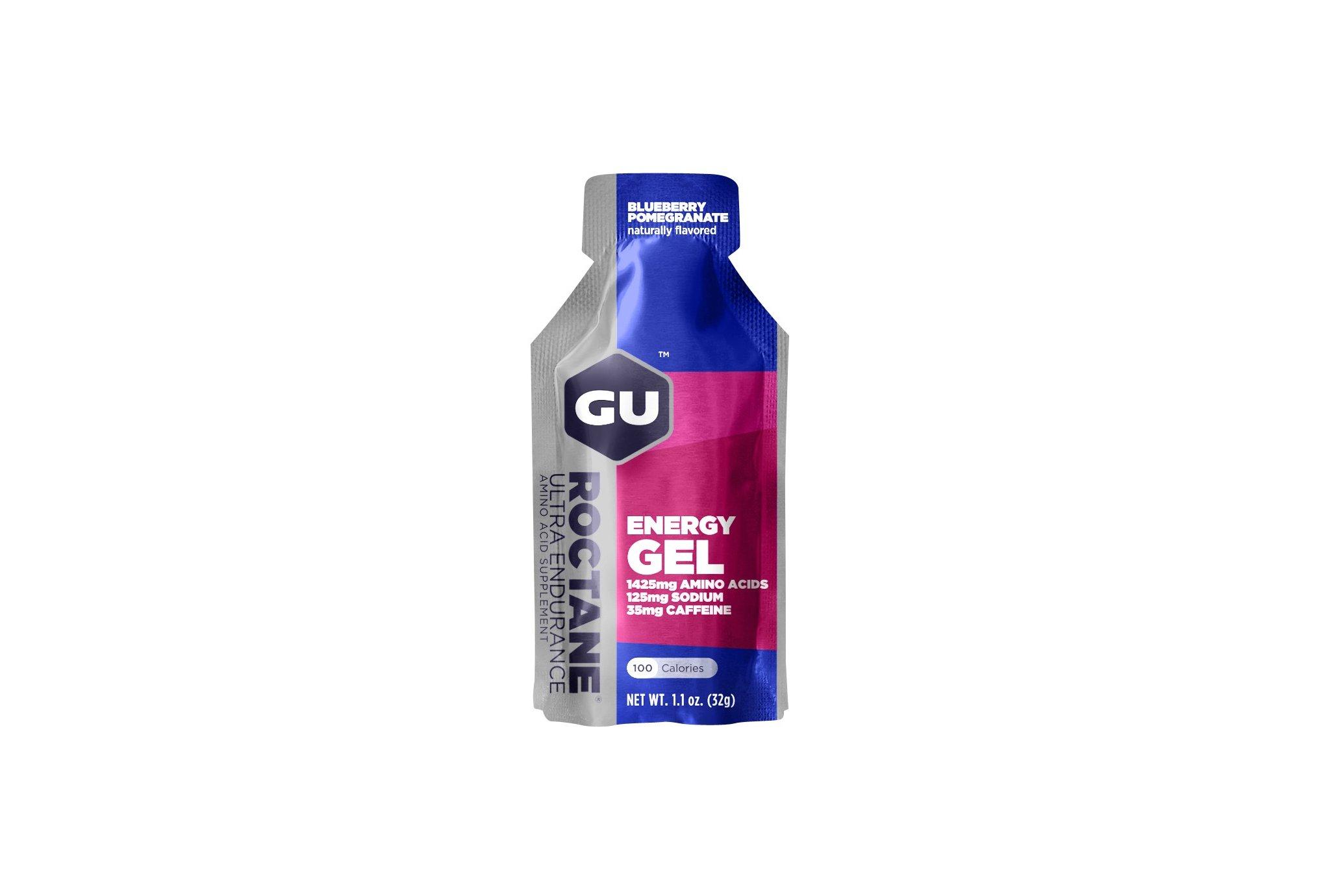 GU Gel Roctane Ultra Resistencia - Arándano/Granada Diététique Gels