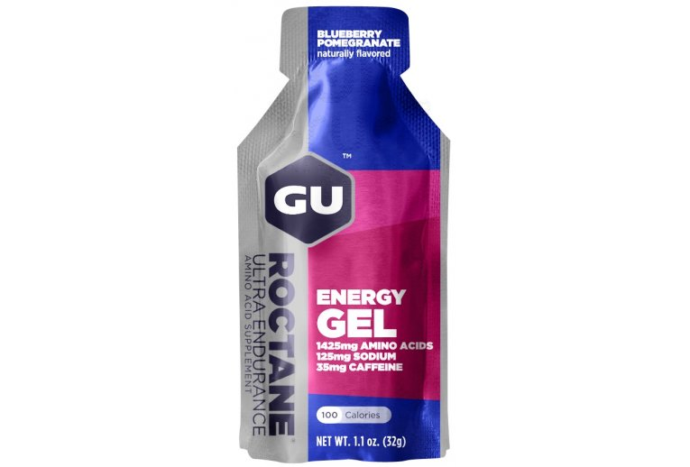 GU Gel Roctane Ultra Endurance - Myrtille/Grenade