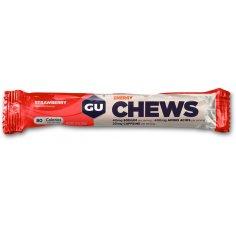 GU Gomme à mâcher Chews Fraise