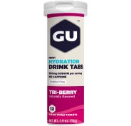 GU Tablettes Hydratation Drink - Fruits des bois