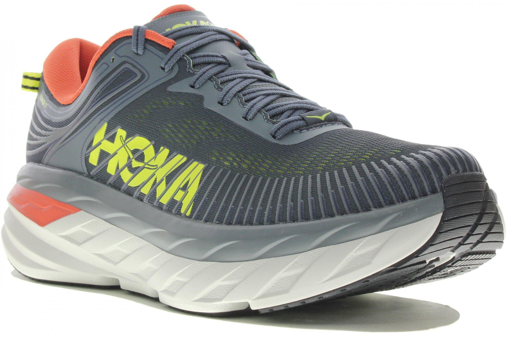 Hoka One One Bondi 7 Chaussures homme