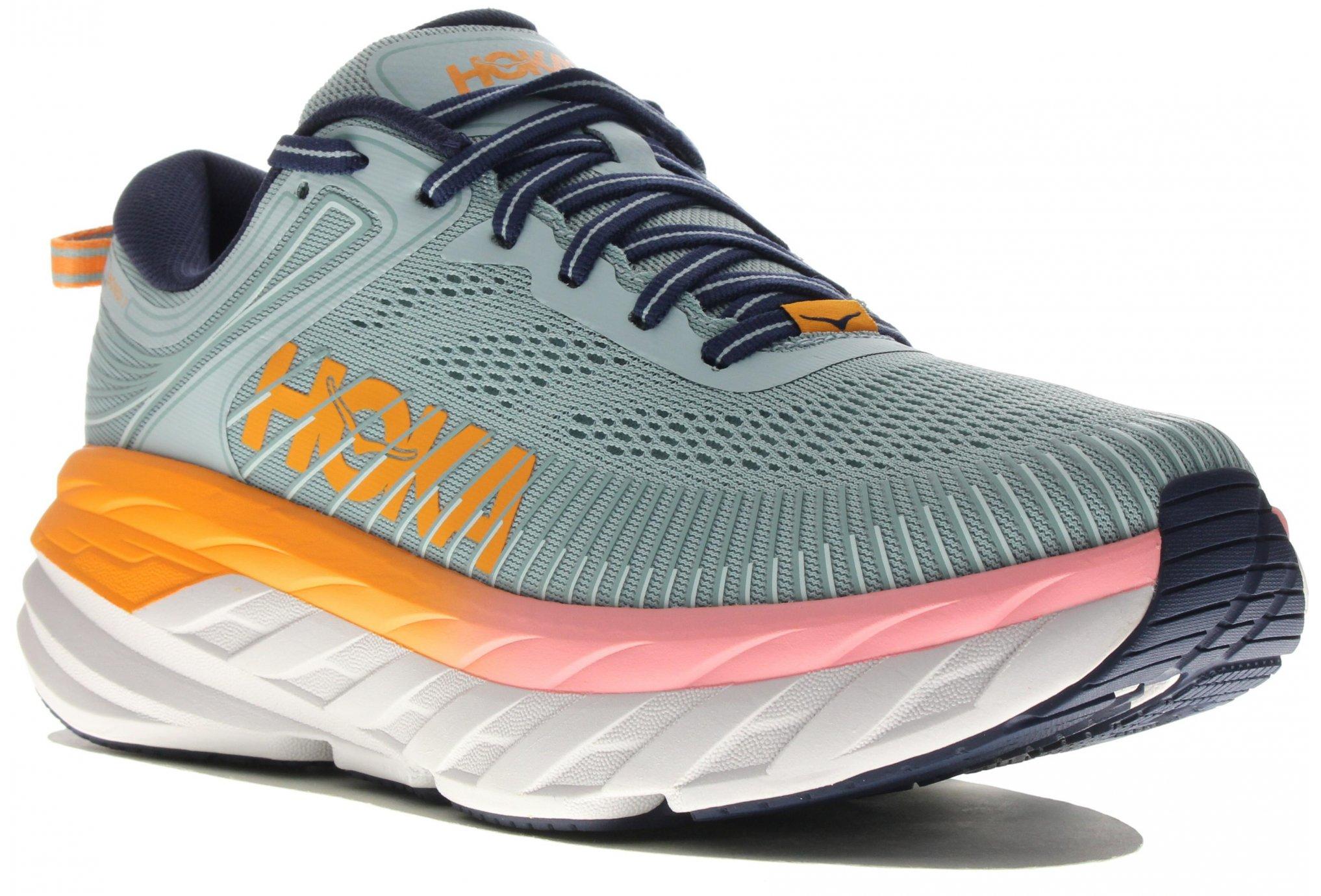 Hoka One One Bondi 7 Chaussures running femme