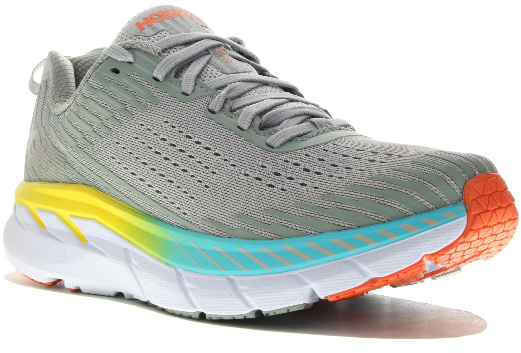 Hoka One One Clifton 5 Chaussures running femme