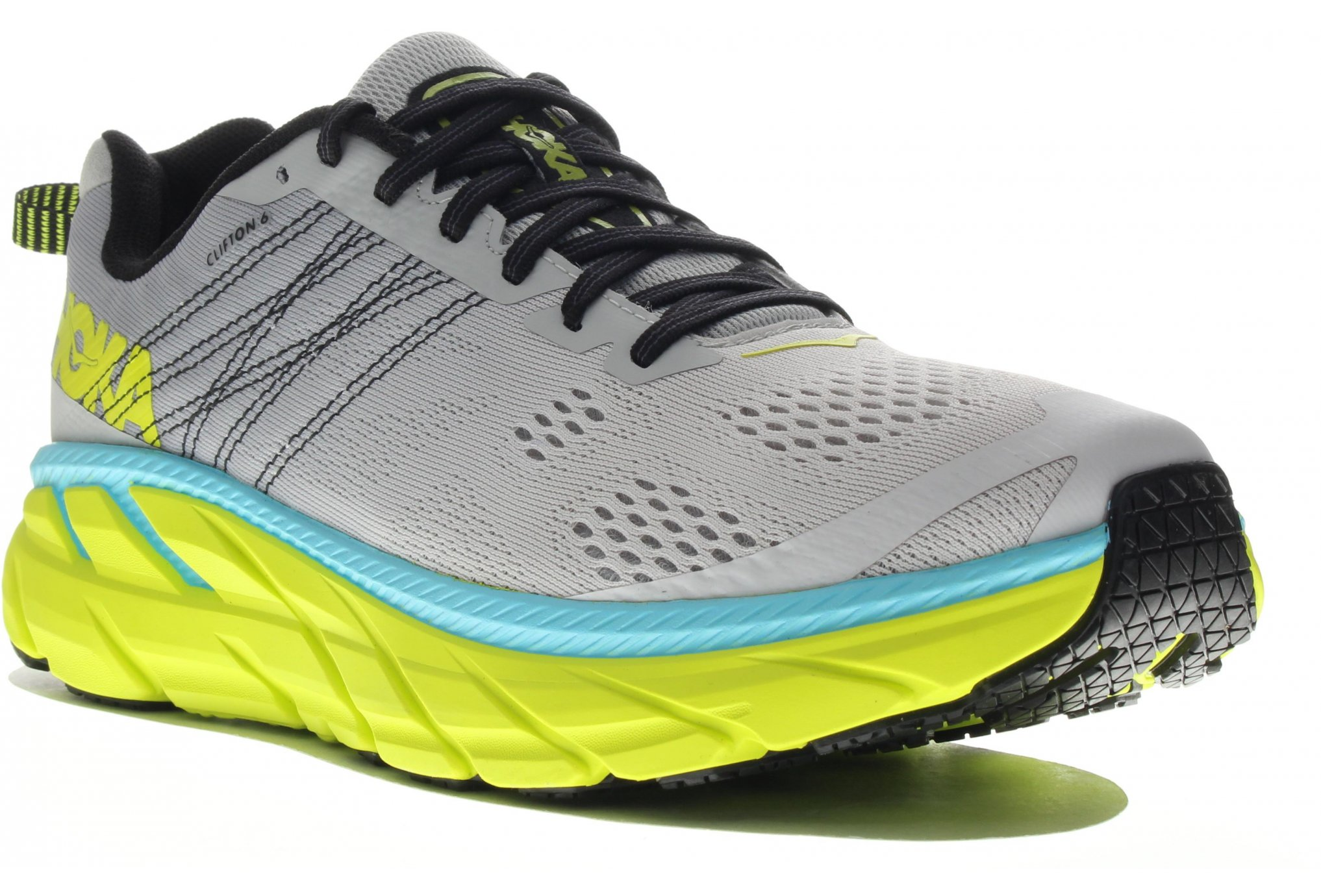Hoka One One Clifton 6 Chaussures homme