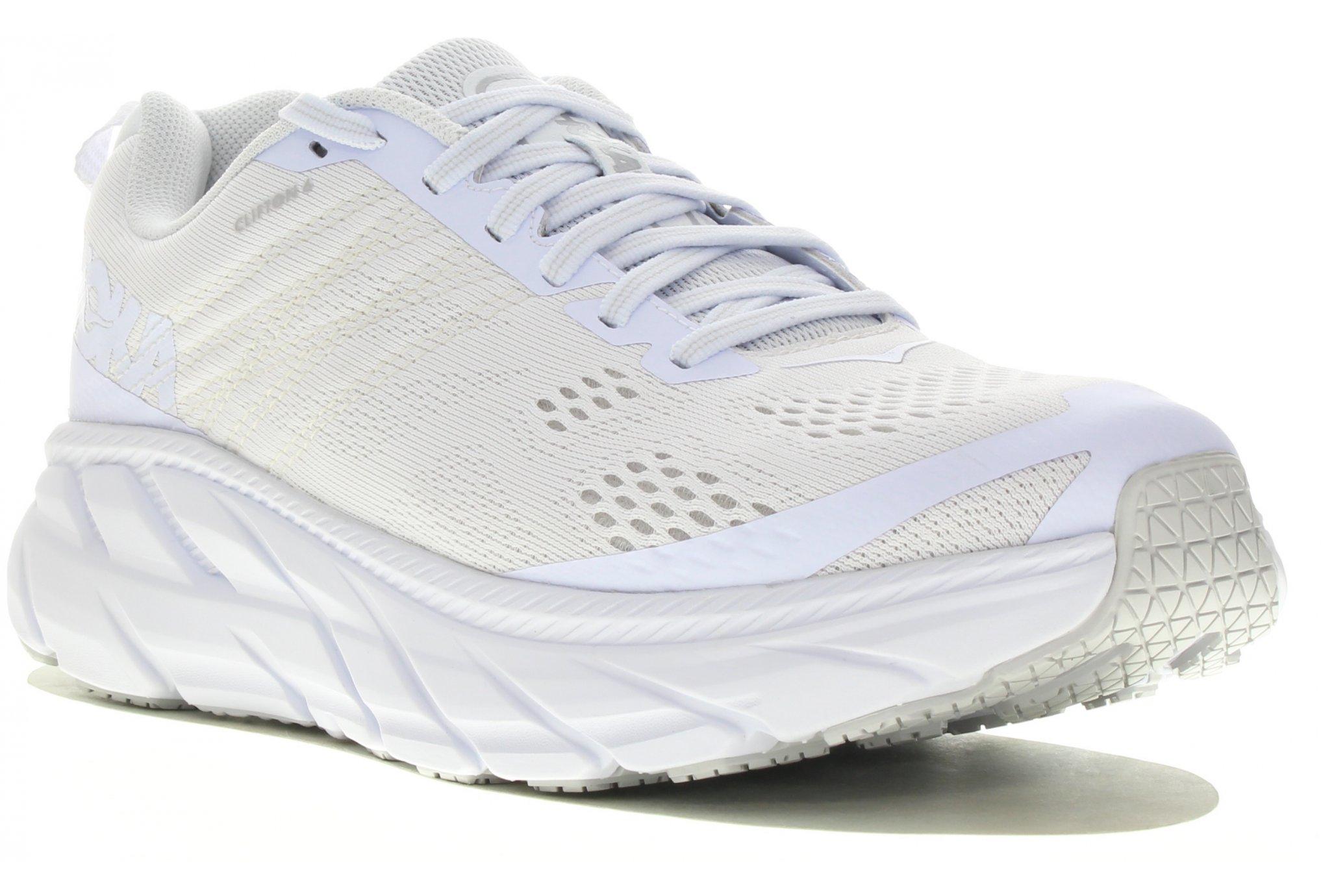 Hoka One One Clifton 6 W Diététique Chaussures femme