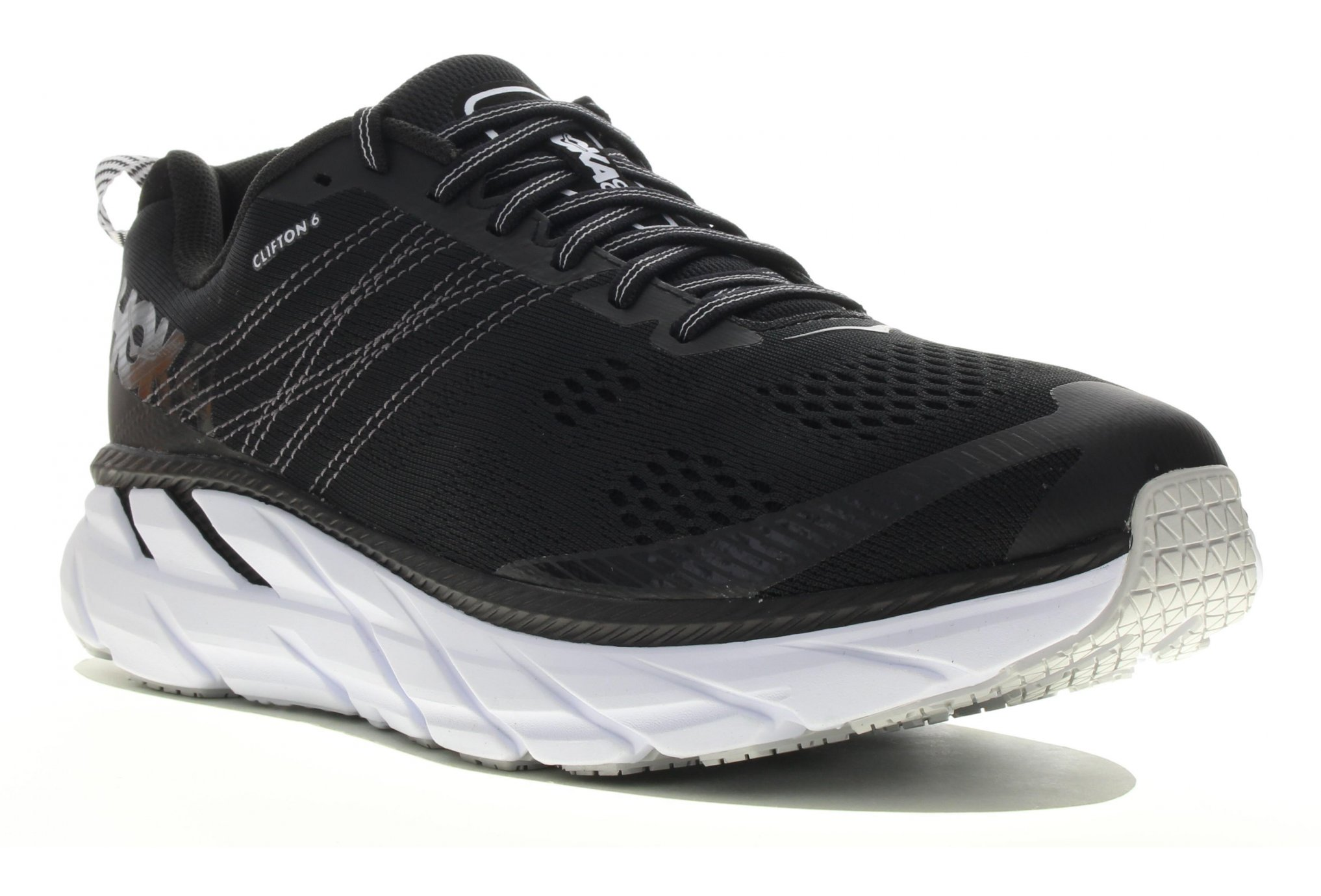 Hoka One One Clifton 6 Wide M Chaussures homme