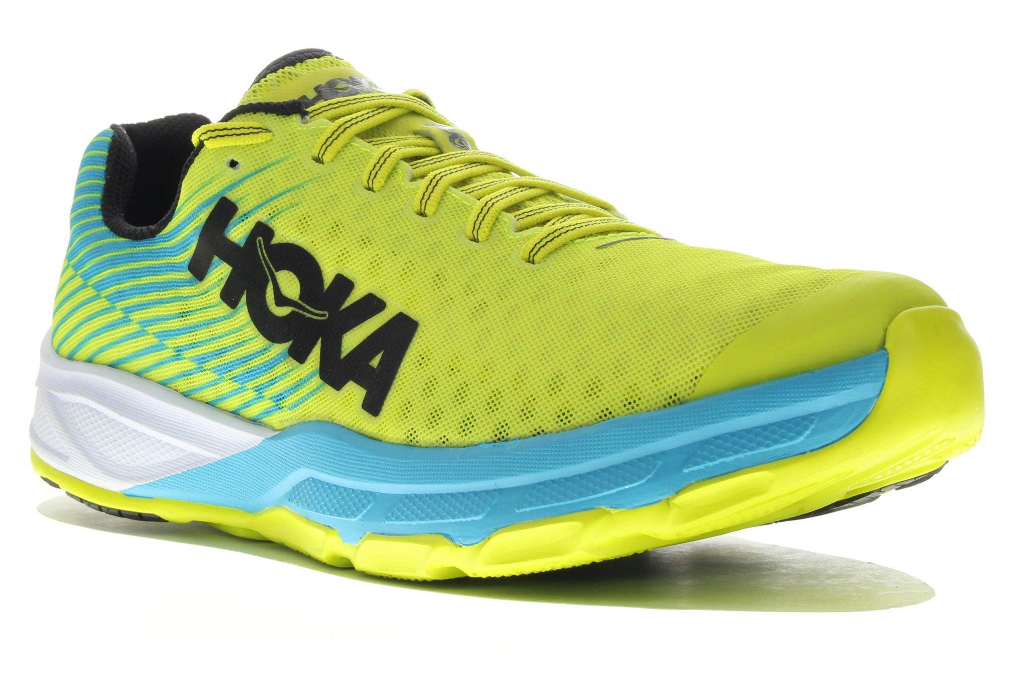 Hoka One One Evo Carbon Rocket + W Chaussures running femme
