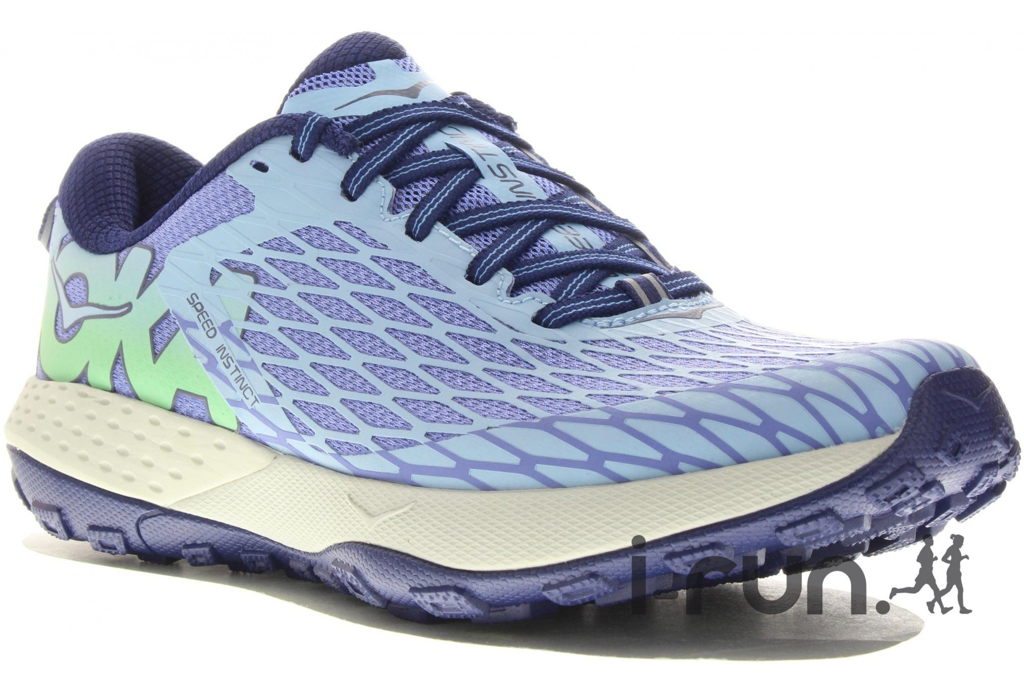 Hoka One One Speed Instinct W Chaussures running femme